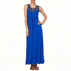Phase Eight - Lupin ella embellished maxi dress