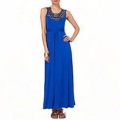 Phase Eight - Lupin ella embellished maxi dress