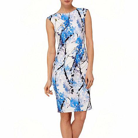 Phase Eight - Ivory edith blossom dress