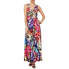 Phase Eight - Multi-coloured martinique maxi dress