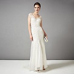 Phase Eight - Ivory elbertine wedding dress