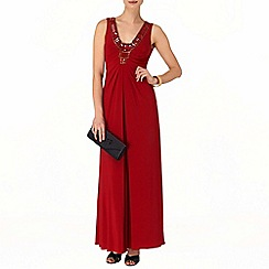 Phase Eight - Lillian Embellished Maxi Dress