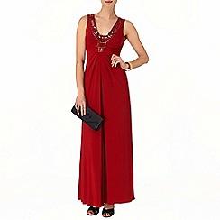 Phase Eight - Lillian Embellished Maxi Dress