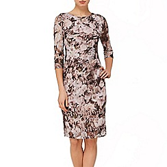 Phase Eight - Lotus Pink Lucy Lace Dress