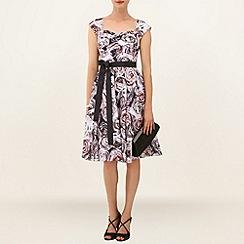 Phase Eight - Multi-coloured matilda floral dress