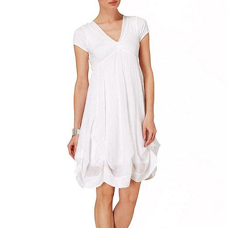 Phase Eight - Ruthie Short Sleeve Hook-Up Dress