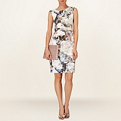 Phase Eight - Multi-coloured clemmie printed dress