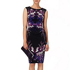Phase Eight - Multi-coloured nadine printed dress