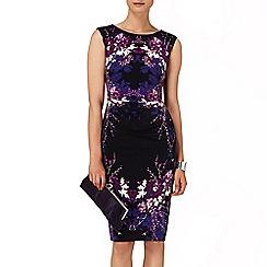 Phase Eight - Multi-coloured nadine printed dress