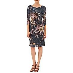 Phase Eight - Multi-coloured windsor print dress
