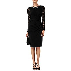 Phase Eight - Black abigail dress