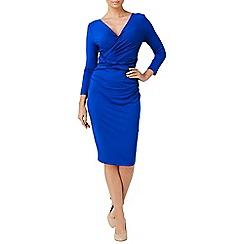 Phase Eight - Amparo blue sylvia dress