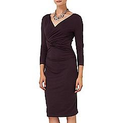 Phase Eight - Damson sylvia dress