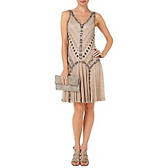 Phase Eight - Antique gatsby beaded dress