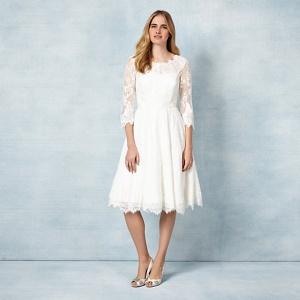 Phase Eight Ivory Cressida Wedding Dress