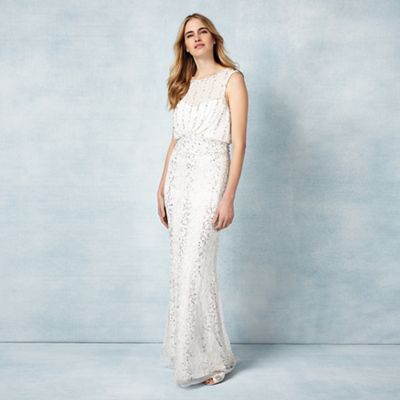 Phase eight ivory hope wedding dress debenhams for Phase eight wedding dresses