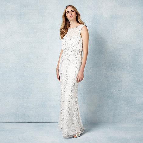 Phase Eight Ivory Hope Wedding Dress Debenhams