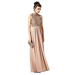Phase Eight - Petal mariella embellished full length dress
