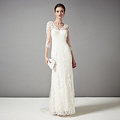Phase Eight - Ivory annabella wedding dress
