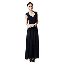 Phase Eight - Navy cecily maxi dress