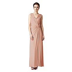 Phase Eight - Nude celestine maxi dress