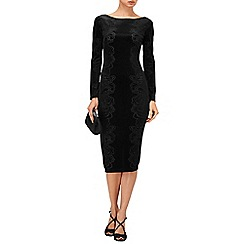 Phase Eight - Black charlize dress