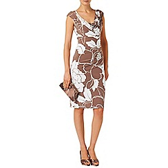 Phase Eight - Praline and cream juliene dress