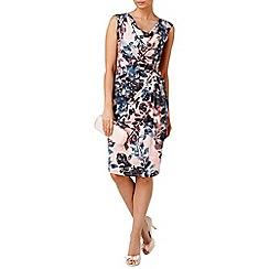 Phase Eight - Multi-coloured bridgette dress