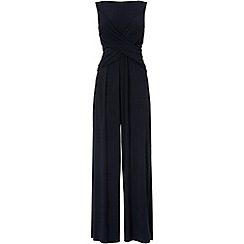 Phase Eight - Navy viola jumpsuit