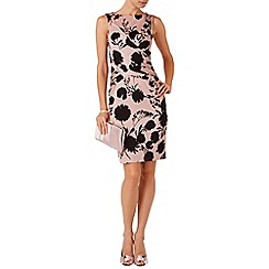 Phase Eight - Black and Confetti christa dress