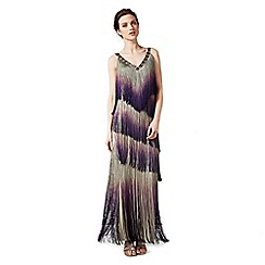 Phase Eight - Tina fringe dress