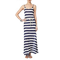 Phase Eight - Susanna Stripe Linen Maxi