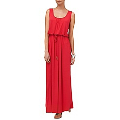 Phase Eight - Bella blouson maxi dress