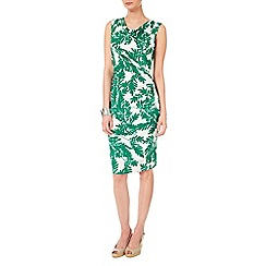 Phase Eight - Fionn fern print dress