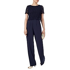 Phase Eight - Asami lace top jumpsuit