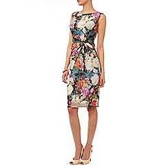 Phase Eight - Fonteyn printed mesh dress