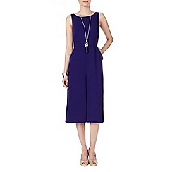 Phase Eight - Blue sharon culotte jumpsuit