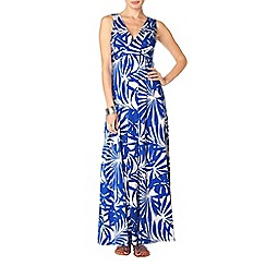 Phase Eight - Palm print maxi