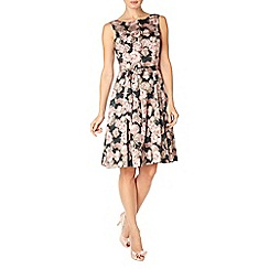 Phase Eight - Jardin rose dress