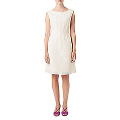 Phase Eight - Ivory alette dress