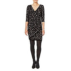 Phase Eight - Sybil spot wrap dress