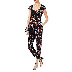 Phase Eight - Black catalina jumpsuit