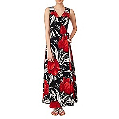 Phase Eight - Multi-coloured tula maxi dress