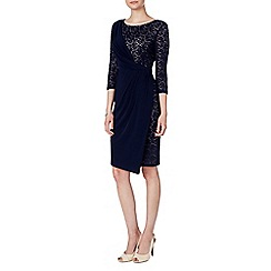 Phase Eight - Navy lilith dress
