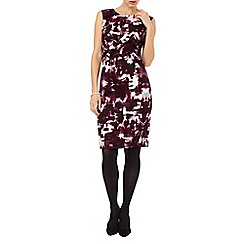 Phase Eight - Multi-coloured bruges print dress