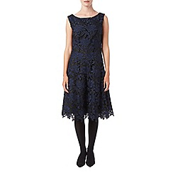 Phase Eight - Anouk lace fit & flare dress