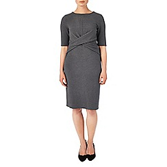 Phase Eight - Latticia textured dress