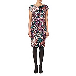 Phase Eight - Multi-coloured bessy floral dress