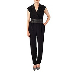 Phase Eight - Black winona jumpsuit