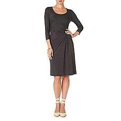 Phase Eight - Grey kate plain dress